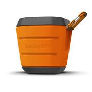乐天下 MM526罐头 户外便携式蓝牙多媒体迷你小音箱 手机平板笔记本电脑书架小音箱 活力橙