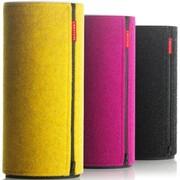 利勃登 ZIPP 便携式无线Wi-Fi音响 Funky Collection三色外衣套装 黄粉黑 小鸟音响,自由之声