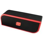 兰欣 RK-01无线蓝牙小音响 低音炮 可接听电话免提蓝牙音箱(红黑色)