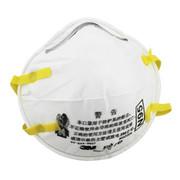 3M 美国原装 8210CN 防护口罩 防甲醛过滤口罩 N95口罩 5只装