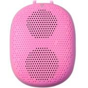 德仕 石头DS-1196 蓝牙语音音响,可插卡 可穿戴 粉色