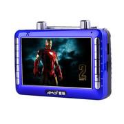 夏新 V101 4.3寸高清视频插卡音箱 多功能mp5老人唱戏机收音机 蓝色 配置8G内存