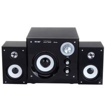 索爱 SA-L6 2.1有源音箱 (黑色)产品图片主图