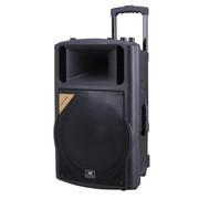 先科 单15寸拉杆音箱 户外便捷式广场舞音响/大功率录音扩音器 和谐15号