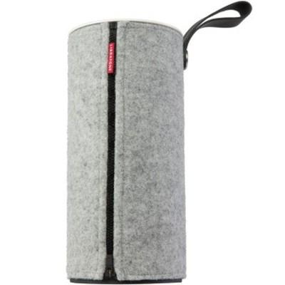 利勃登 ZIPP 便携式无线Wi-Fi音响 浅灰 小鸟音响,自由之声产品图片1