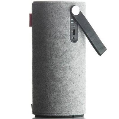 利勃登 ZIPP 便携式无线Wi-Fi音响 浅灰 小鸟音响,自由之声产品图片2