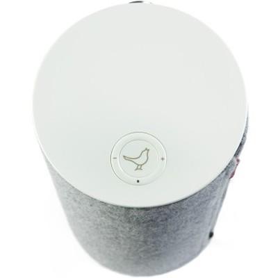 利勃登 ZIPP 便携式无线Wi-Fi音响 浅灰 小鸟音响,自由之声产品图片5