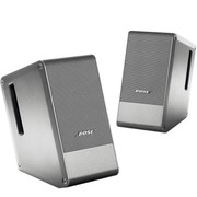 BOSE MusicMonitor 电脑扬声器-银色 电脑音箱/音响