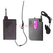 爱玛科 无线麦克风 电脑K歌 电教宣传会议多功能领夹话筒 麦克风A05