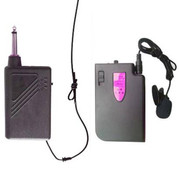 爱玛科 无线麦克风A05  电脑K歌、电教多功能话筒 配领夹