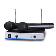 爱玛科 A-668 无线麦克风 电脑 手持话筒KTV 舞台会议培训k歌专用