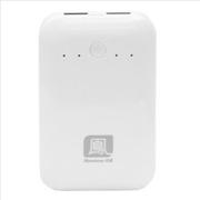 纽曼 H8移动电源 8000毫安大容量充电宝 白色