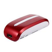 HNM wifi移动电源 3g无线路由器 移动wifi RJ45转wifi 带存储 功能小巧迷你 红色