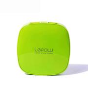 乐泡 lepow/ 聚合物移动电源 手机通用 6000毫安 苹果绿