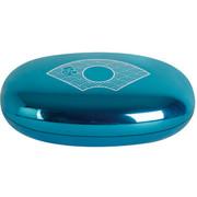 风彩 迷你型移动电源 通用充电宝 5000毫安 海宝蓝