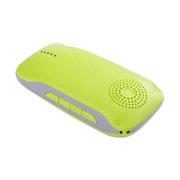 依波特 蓝牙移动电源音响多功能手机免提通话充电宝手机移动电源 手机充电宝 草绿色