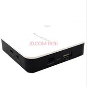 酷络 无线路由器U6无线硬盘 移动Wifi充电宝移动电源 黑色  32G