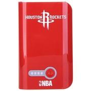 NBA L-78 7800毫安移动电源 手机通用型充电宝 红色(火箭队)