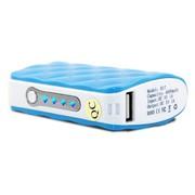 火种(huozhong) D17 移动电源/充电宝 4000毫安(蓝色)
