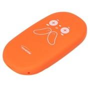 旅之星 跟屁虫 i36 5000毫安 聚合物电芯 移动电源 橙色 可爱表情系列 便携式充电宝
