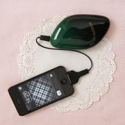 美能格 趣玩  手机移动电源MJ 祖母绿
