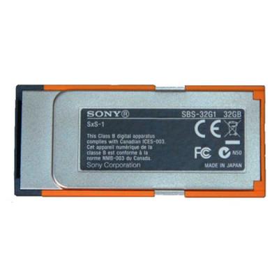 索尼 SBS-32G1A  SXS 32G 专业摄像机存储卡产品图片2