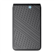 纽曼 磐石系列2.5英寸USB2.0移动硬盘750G(黑色)