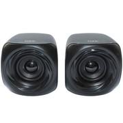 亿豆 Ed-m508 2.0声道 线控 USB 笔记本电脑音箱 黑色