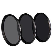 卓美 37mm ND镜 中灰密度镜 降低快门 减光镜 ND2/4/8 通用型 ND8 三档减光 37mm产品图片主图