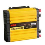 纽福克斯 NFA12V转220V 纯正正弦波逆变器 车载电源转换器 2000W数字显示