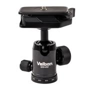 金钟 Velbon QHD-U6Q 球型云台带快装板QRA-35L