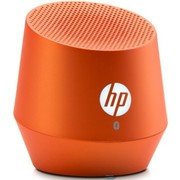 惠普 S6000时尚便携户外蓝牙迷你音箱 橙色