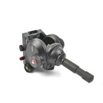 曼富图 504HD 专业双向液压云台 摄像 观鸟产品图片主图
