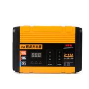 纽福克斯 NFA220v转12V汽车用电源转换器15A电瓶充电器修复器6823N