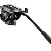 曼富图 MVH500AH 液压阻尼    701HDV升级款     摄影摄像两用云台 承重5kg