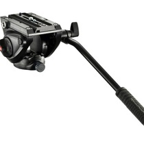曼富图 MVH500AH 液压阻尼    701HDV升级款     摄影摄像两用云台 承重5kg产品图片主图