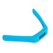 品怡 新款智能手环 安卓/苹果穿戴手环运动计步器 卡路里健康睡眠监测蓝牙腕带 蓝色