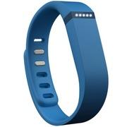 Fitbit Flex 时尚智能乐活手环 无线运动睡眠蓝牙腕带皇家蓝