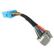 Movewell 嵌入式车载MP3插卡机无损线面框  只适用于品牌播放器 改装面框 购买前联系客服