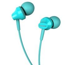 REMAX RM-501 立体声侧入耳式耳机 蓝色产品图片主图