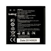 奔肯 奔肯HB5R1V电池 适用华为荣耀2/荣耀3四核华为u9508 u8950 手机电池 (送数据线)电池