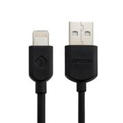 机乐堂(JOYROOM) 数据线充电线1米适用于苹果iPhone6/5S/iPad air 派系列-黑色