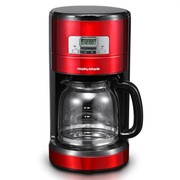 摩飞 MR4276 滴漏式咖啡壶 咖啡机 红