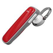 乐迈 X2S蓝牙耳机 立体声双耳蓝牙 红色