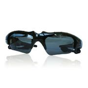 现代演绎 G500蓝牙眼镜 立体声听歌打电话司机必备 太阳镜墨镜 偏光眼镜一年换新 黑色