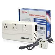 BESTEK 全球通用多功能旅行插座 电源排插4USB接口 电源适配器旅行充电器 插线板 MRJ1870GU