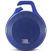 JBL Clip 全新升级 户外旅游 便携蓝牙音箱 蓝色