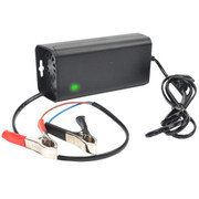 索尔 SON-1205快速电瓶充电器可充(5AH~50AH)容量蓄电池智能安全充电