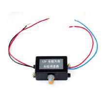 季风岛 0-5A大电流12V车载风扇通用无级调速器开关 需接线的调速开关产品图片主图