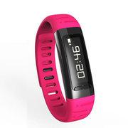 斯波兰 U9 智能蓝牙手表 手机腕表 手环 WIFI热点 生活防水 运动计划 红色